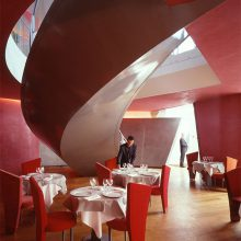 Paris - Restaurant 'Les Grandes Marches'
