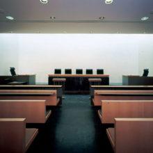 Grasse - Palais de Justice